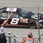 Dale Earnhardt Black Nascar Racing