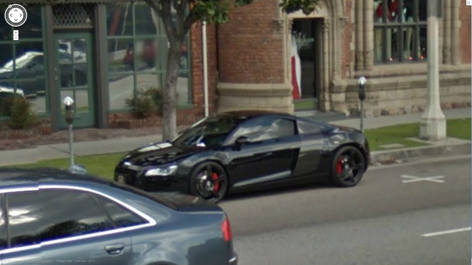 Blacked out Audi R8 V10 | Zero to 60 Times Car Blog | The Car Blog