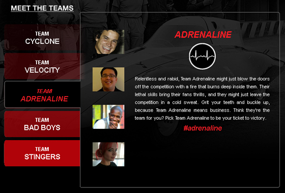 Fiat Team Adrenaline