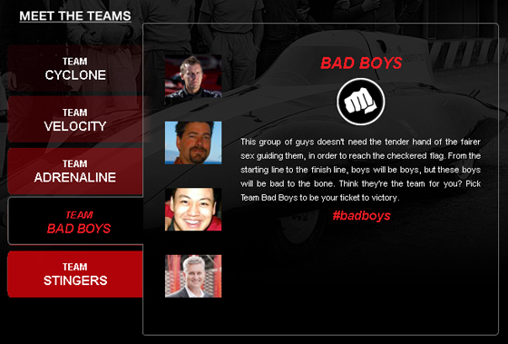 Fiat Team Bad Boys