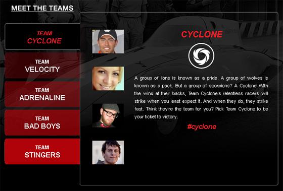 Fiat Team Cyclone