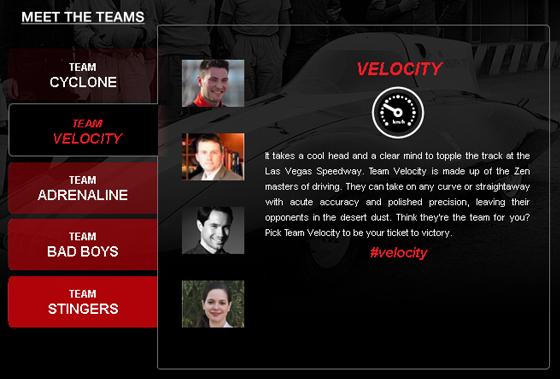 Fiat Team Velocity