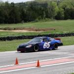 Nascar Racing at Race Track