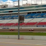 Las Vegas Speedway Nascar Racing