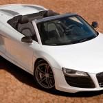 Audi R8 GT Spyder Picture