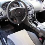 New Aston Martin DBS Interior