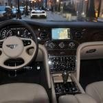 New Bentley Mulsanne Interior Picture