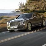 New Bentley Mulsanne Sedan