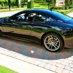 New Black Maserati GranTurismo MC