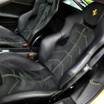New Ferrari 458 Italia Interior