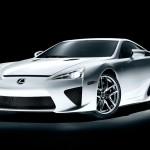 New Lexus LFA Supercar