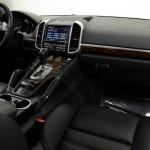 New Porsche Cayenne Turbo Interior