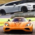 Hypercars vs Supercars