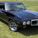 Black 1969 Pontiac Firebird Coupe Pictures