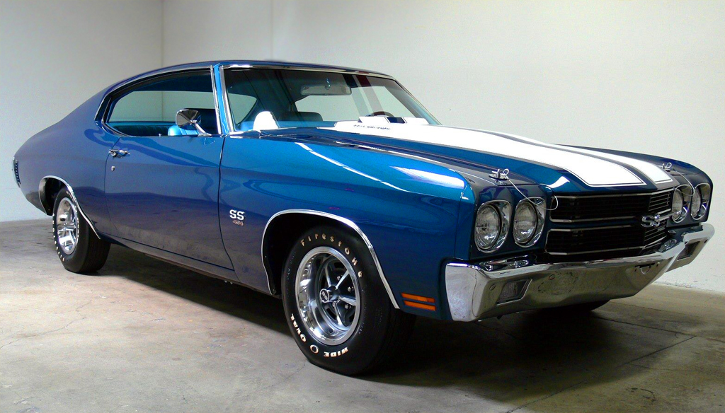 Top 10 Classic American Muscle Cars - Zero To 60 Times