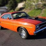 Orange 1970 Plymouth Road Runner Pictures
