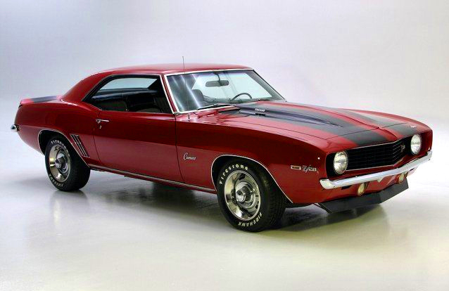 Top Classic American Muscle Cars Zero To Times - Used muscle cars near me