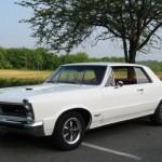 White 1964 Pontiac GTO Pictures