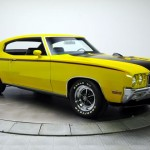 Yellow 1970 Buick GSX Pictures