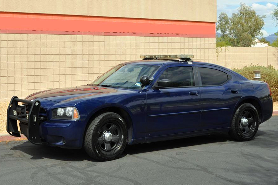 charger cop car