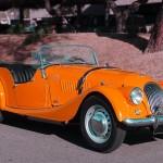 Classic Morgan 4 Roadster