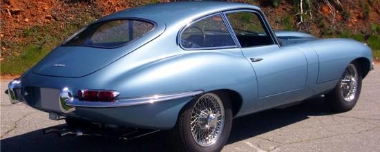 England Sports Car
