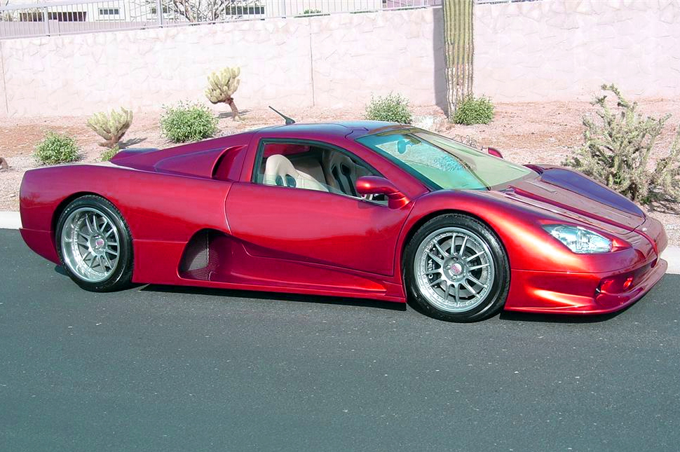 old supercar