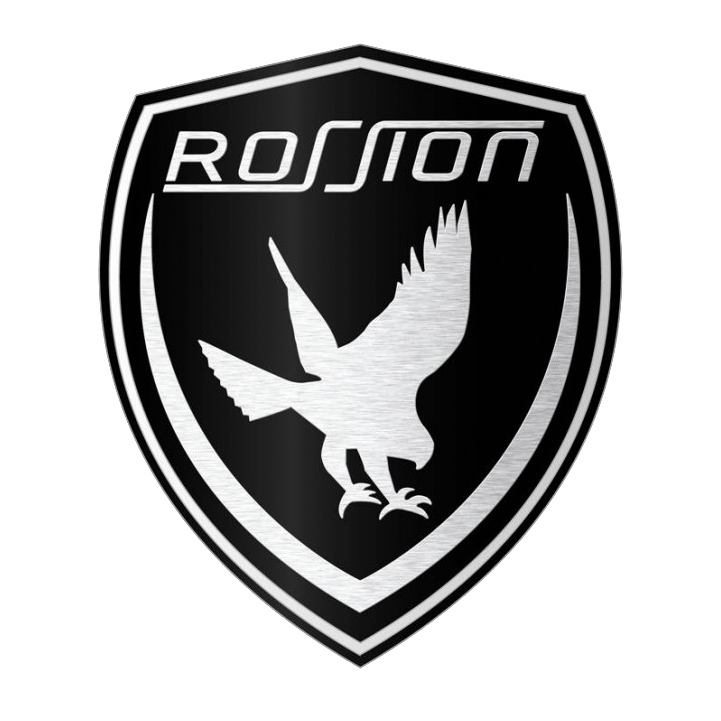 Large Rossion Car Logo - Zero To 60 Times