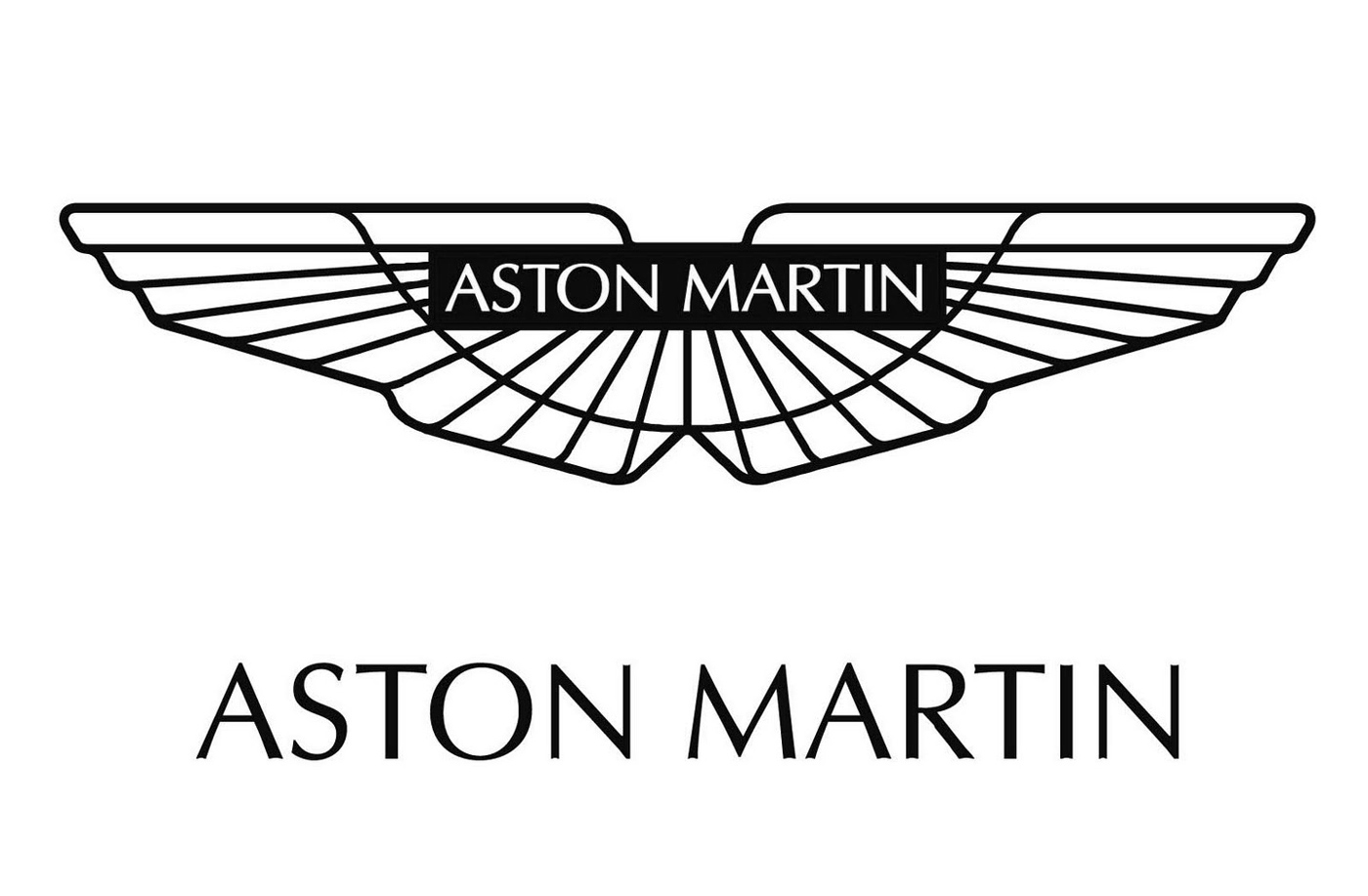 Large Aston Martin Car Logo Zero To 60 Times
