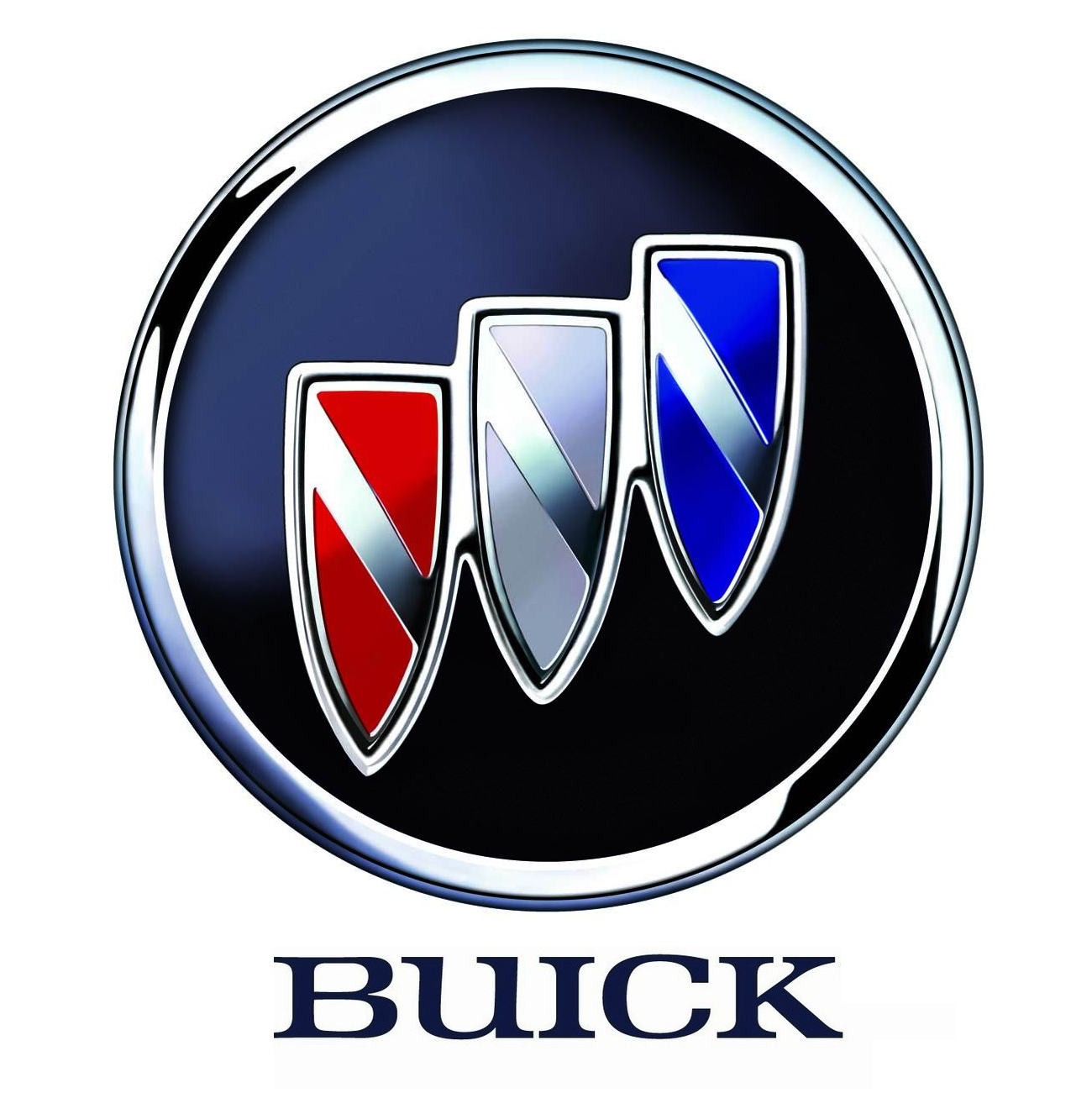 Old Buick Logo 40