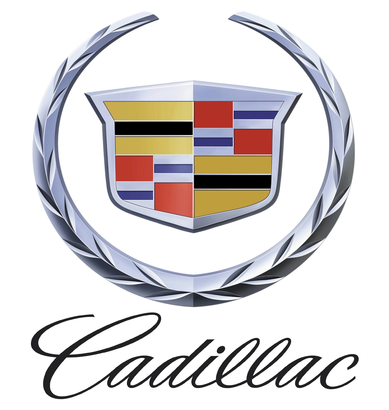 large cadillac car logo zero to 60 times rh zeroto60times com free vector cadillac logo new cadillac logo vector