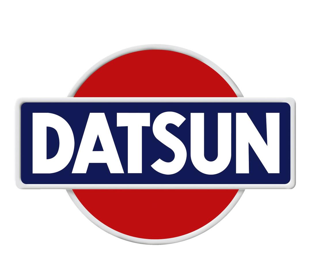 Nissan 240z For Sale South Africa >> Large Datsun Car Logo - Zero To 60 Times