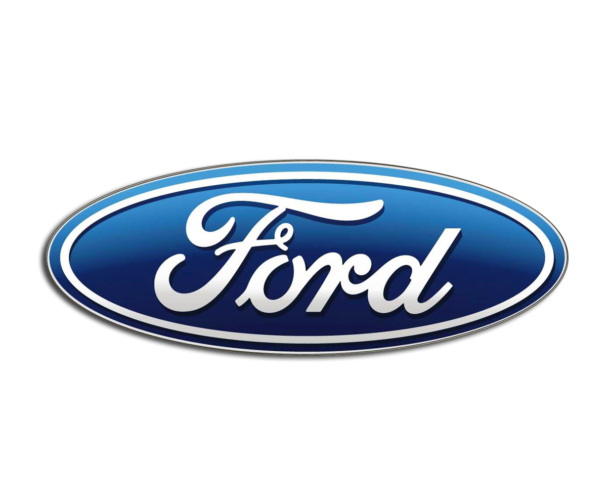 Large Ford Car Logo Zero To 60 Times