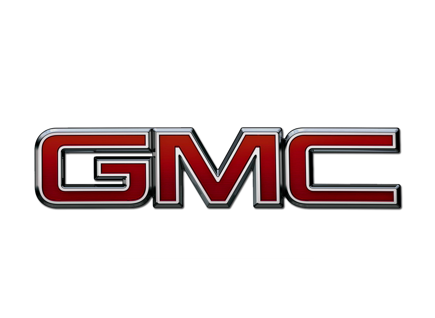 Large Gmc Truck Logo Zero To 60 Times
