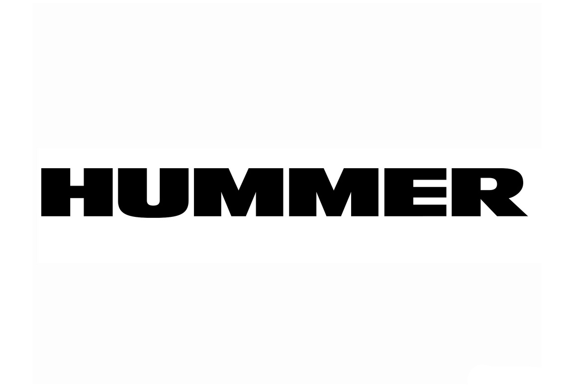 Large Hummer Truck Logo Zero To 60 Times