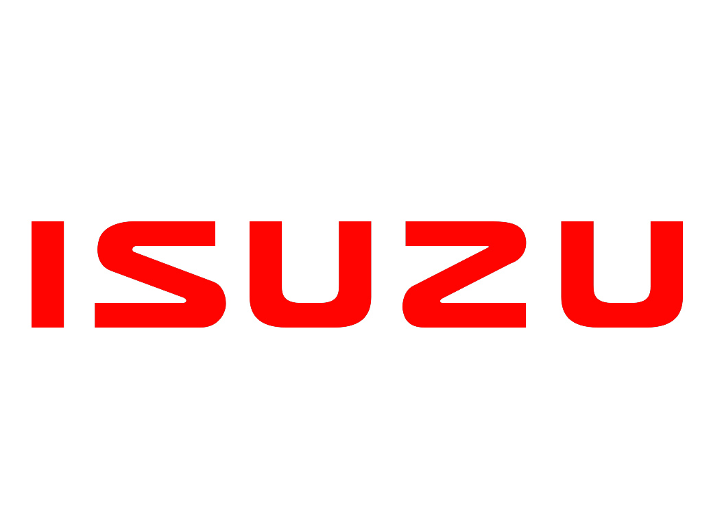 Large Isuzu Truck Logo - Zero To 60 Times