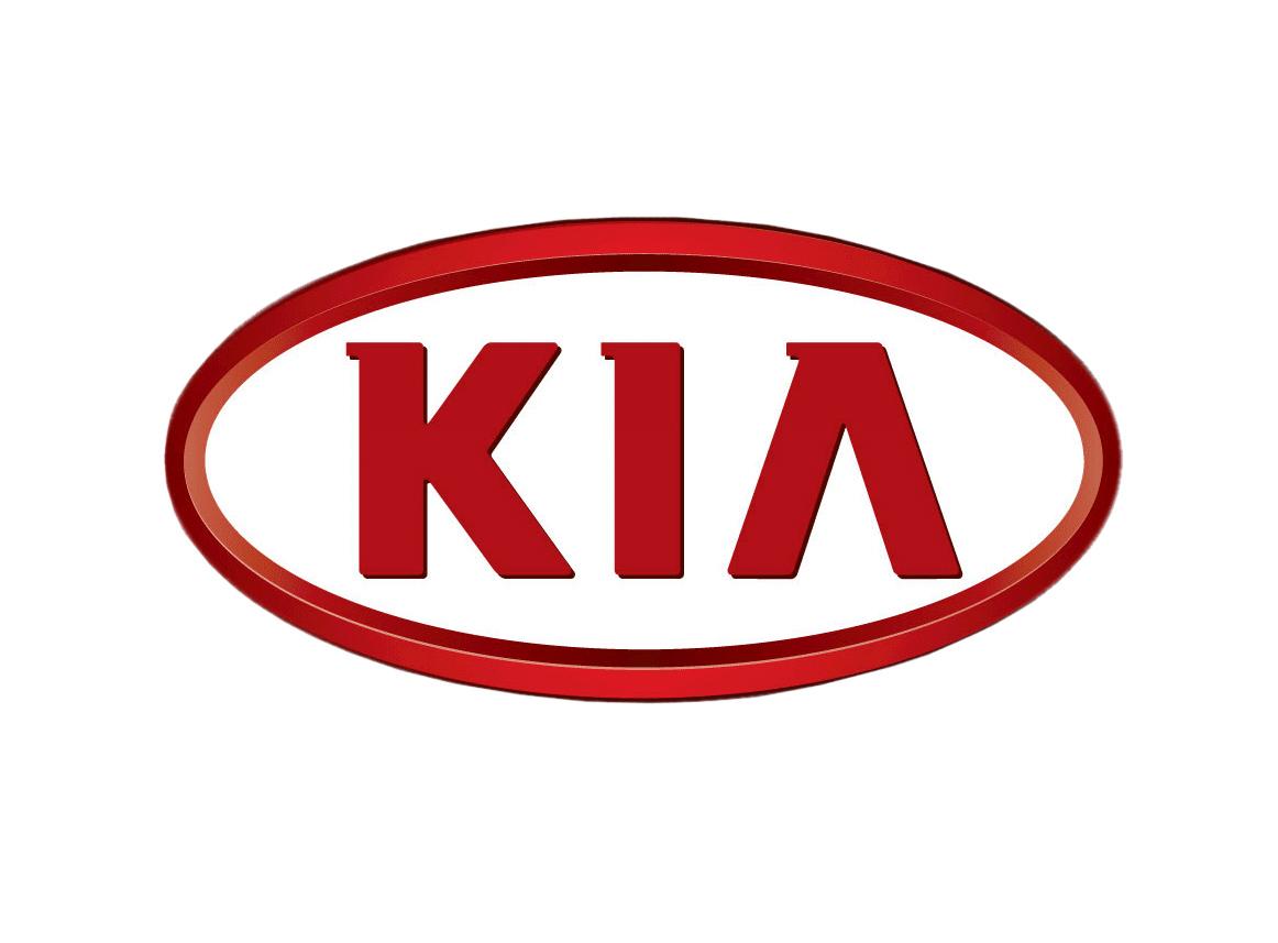 Large KIA Car Logo
