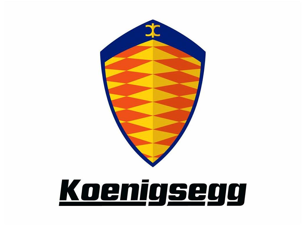 Large koenigsegg car logo zero to 60 times