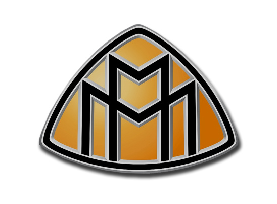 Maybach Symbol >> Large Maybach Car Logo Zero To 60 Times