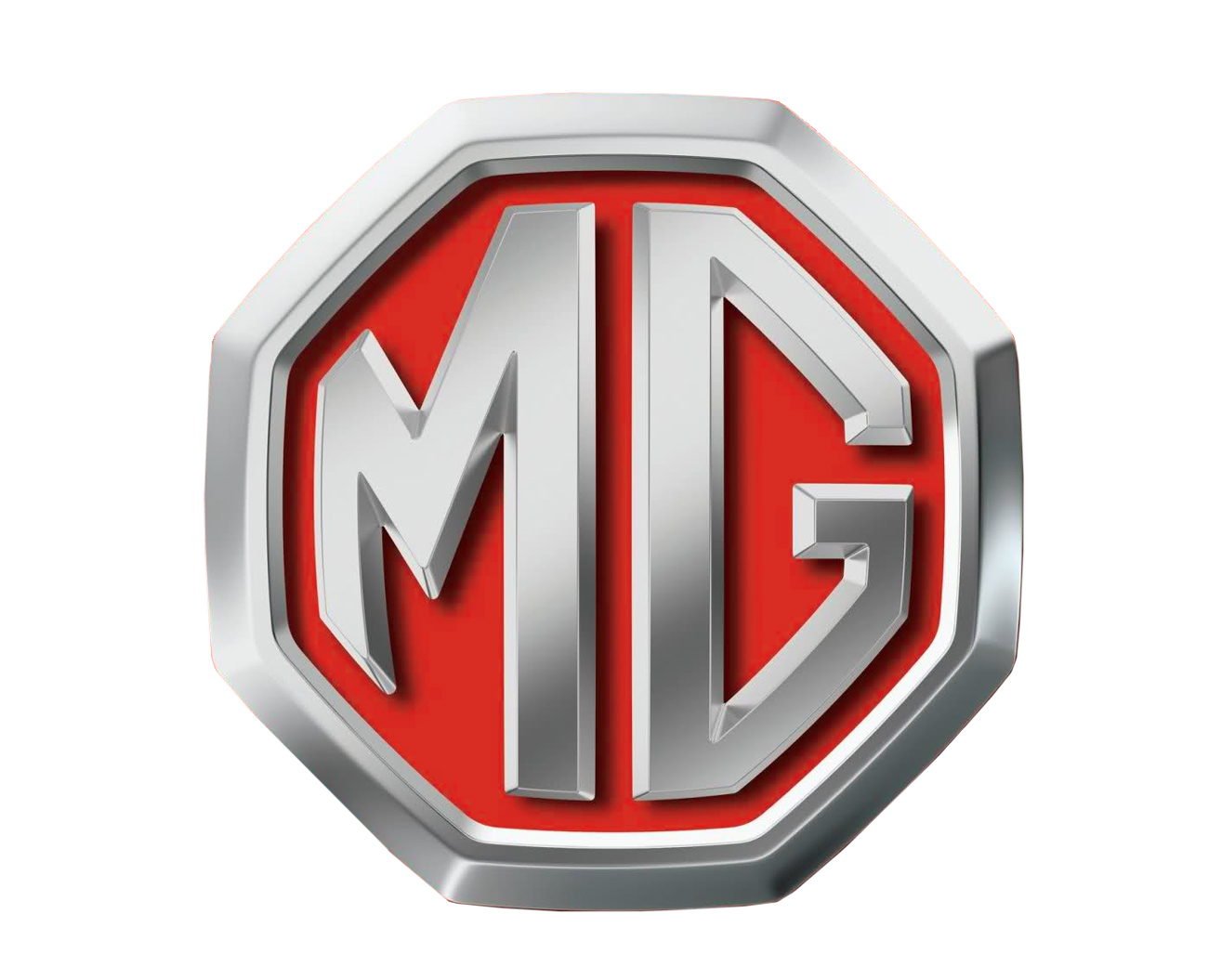 All Car Logos With Names >> Large MG Car Logo - Zero To 60 Times