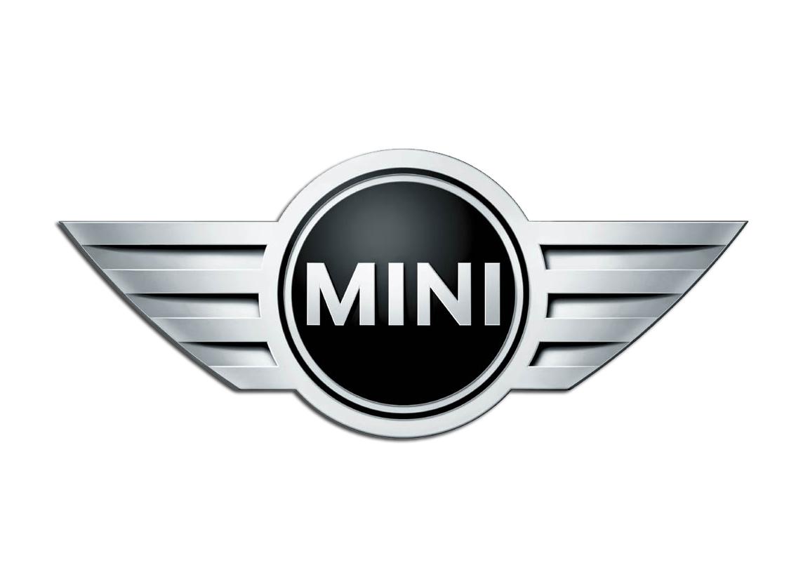 large mini car logo - zero to 60 times