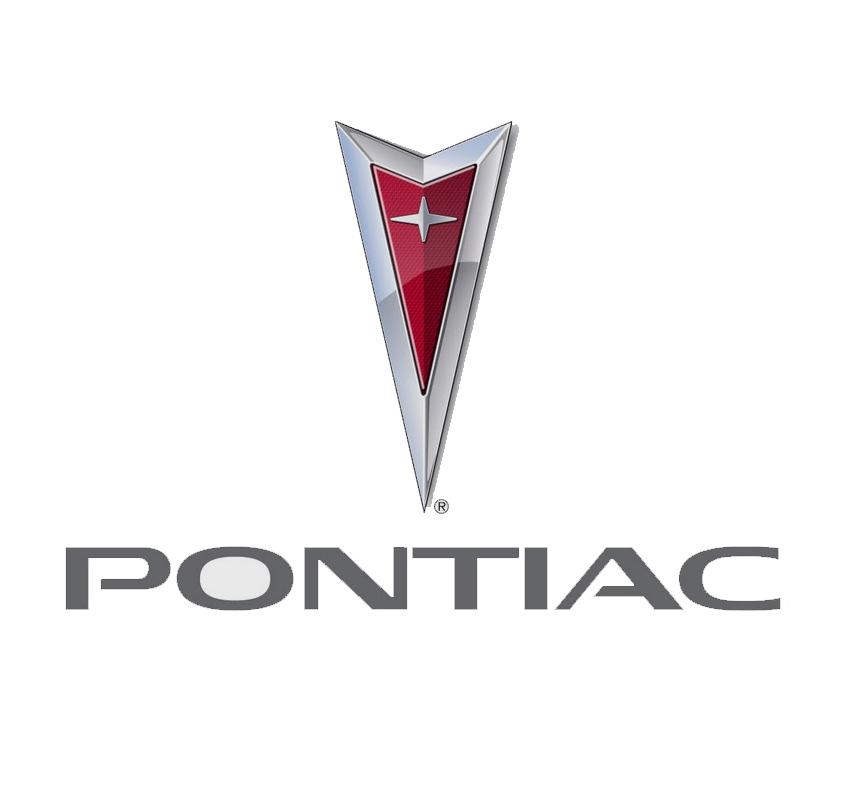 Large Pontiac Car Logo - Zero To 60 Times