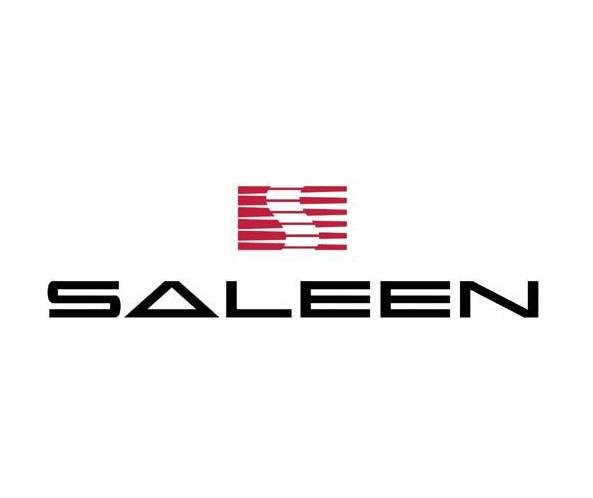 Large Saleen Car Logo Zero To 60 Times
