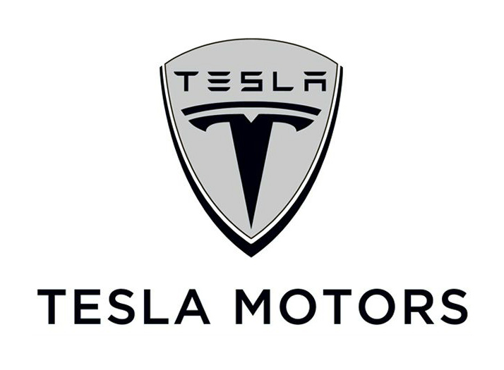 Large Tesla Car Logo Zero To 60 Times