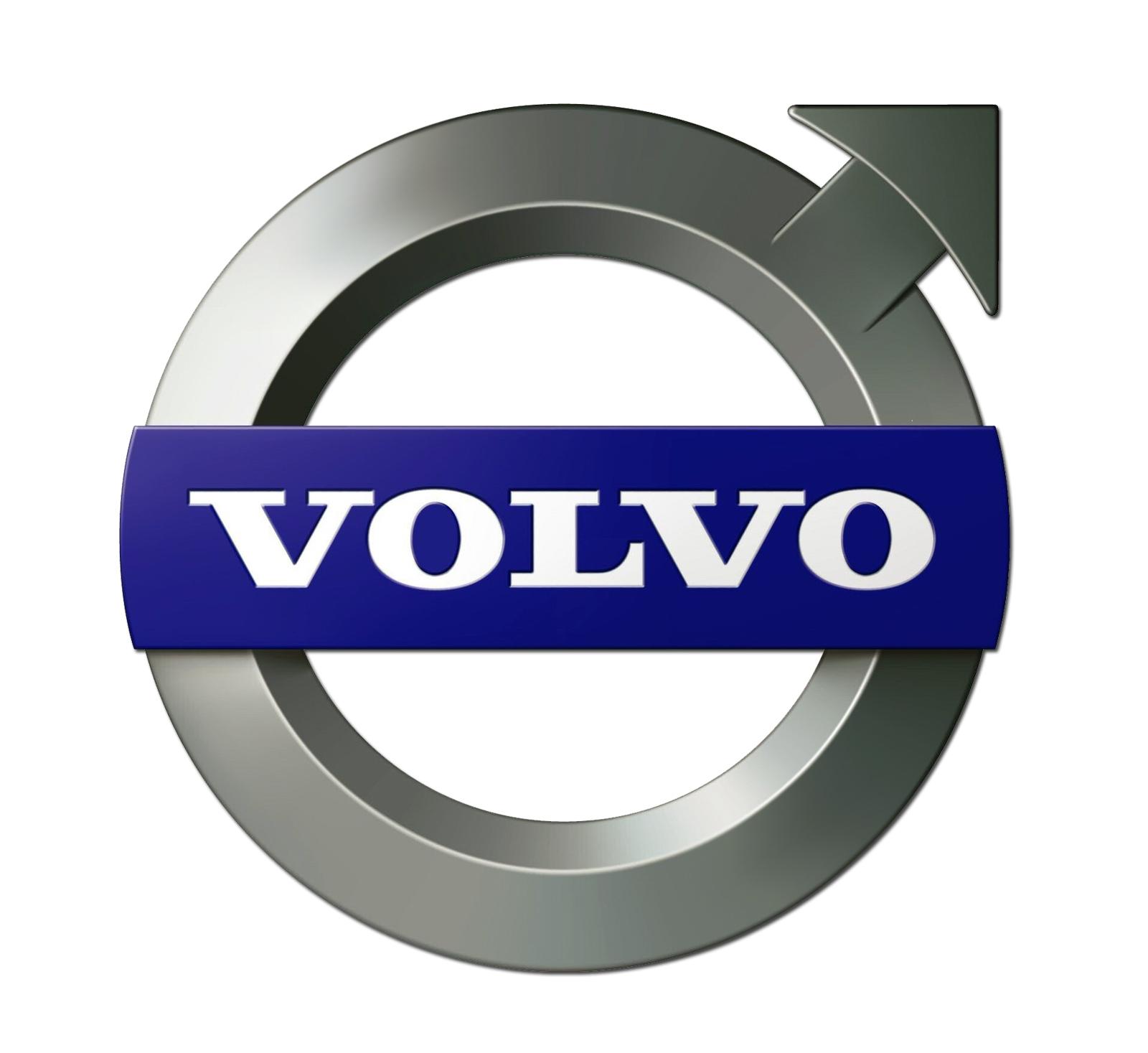 Volvo S60 Polestar 2013: Large Volvo Car Logo