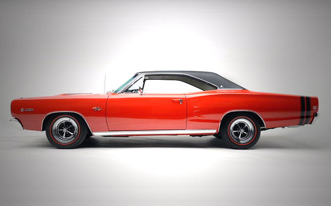 Muscle Car Photo Shoot Zero To 60 Times