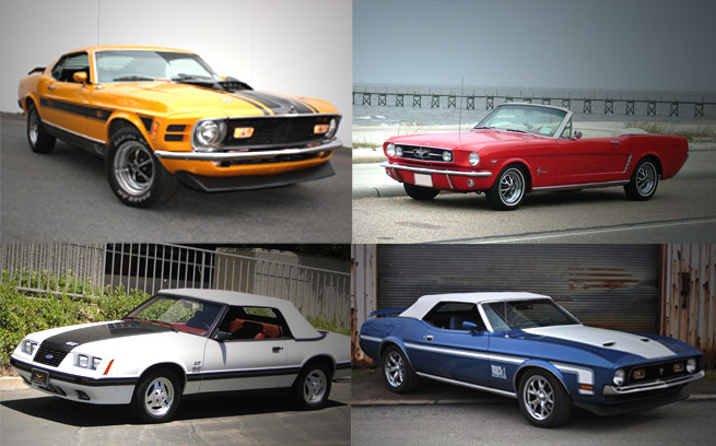 brief history of the ford mustang zero to 60 times. Black Bedroom Furniture Sets. Home Design Ideas