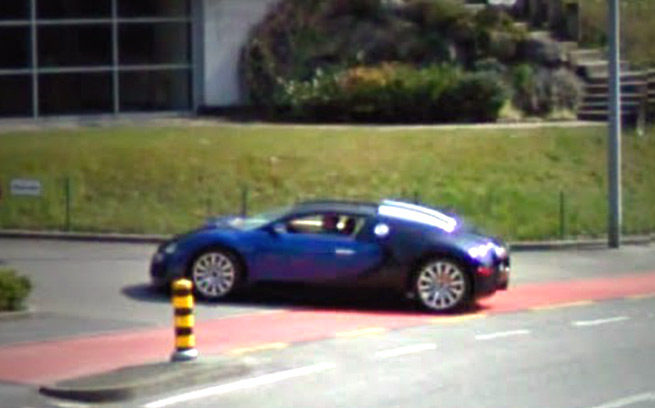 Google Maps Exotic Car Hunt - Zero To 60 Times on