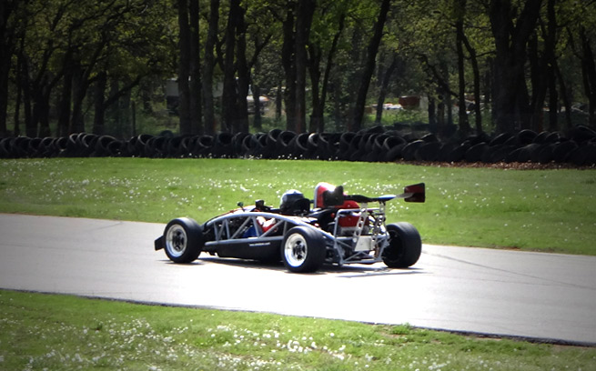 Ariel Atom Vs Open Wheel Race Cars Zero To 60 Times