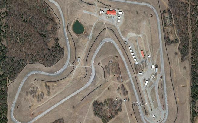 Hallett Racing Circuit